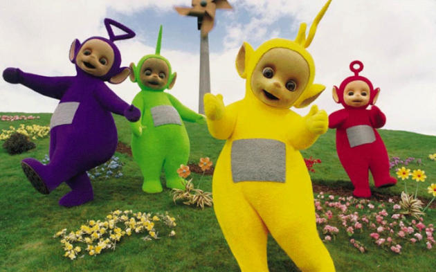 teletubbies awesomesauce